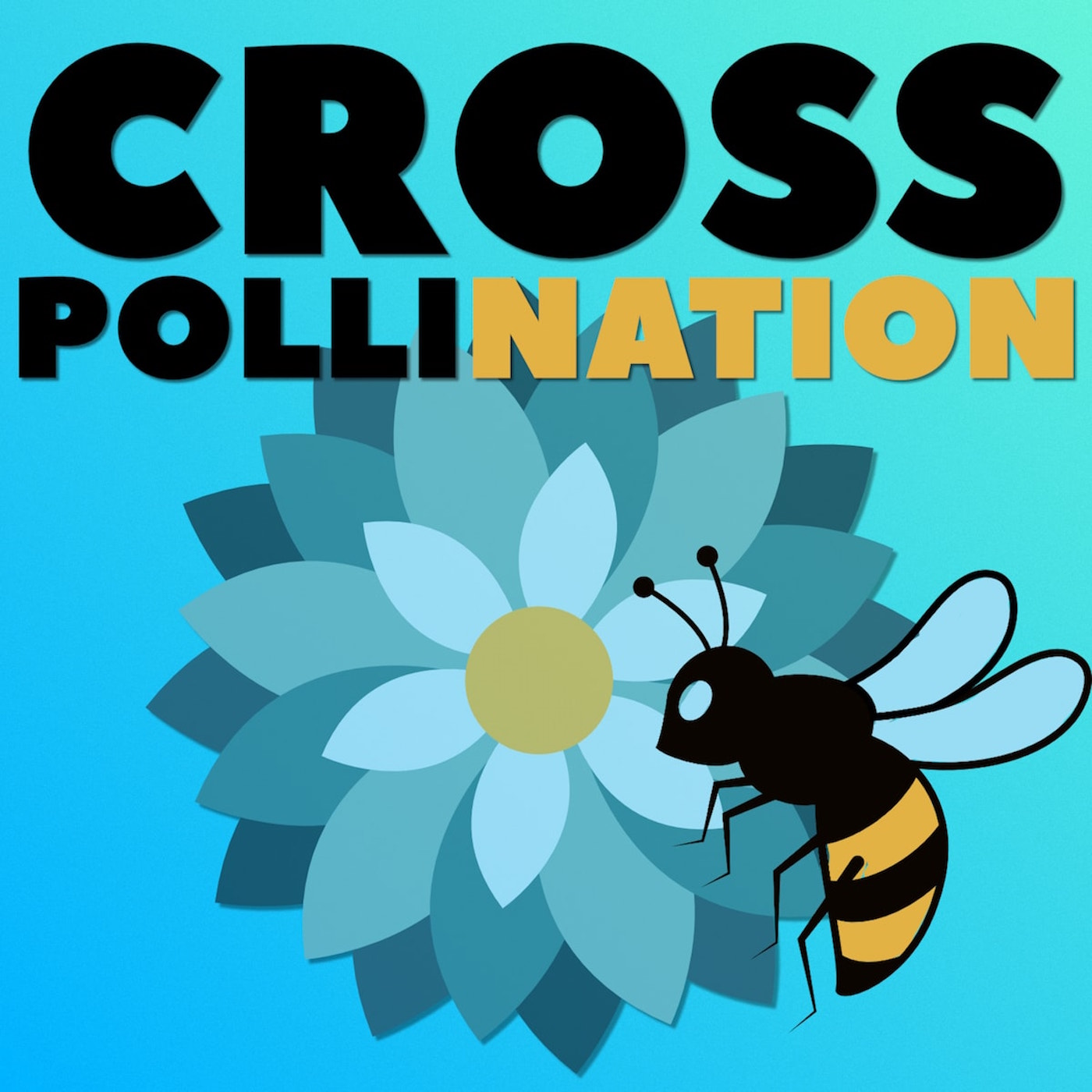 Cross-polliNation – a podcast about creativity & innovation